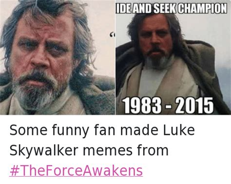 Luke Skywalker Meme - 25 best memes about ash williams ash williams memes