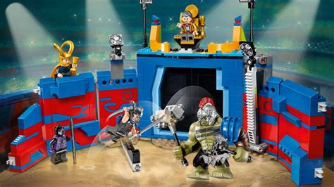 Lego Heroes 76088 Thor Vs Arena Clash 76088 thor vs arena clash products marvel