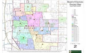precinct map city of canton ohio