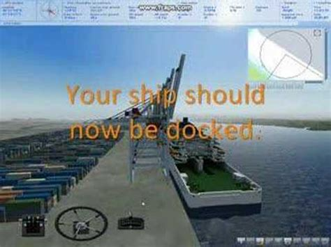 best boat docking simulator kran simulator 2009 doovi