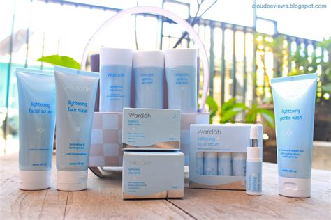 Wardah Daily Series skin care review wardah lightening series my daily skin