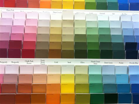 paint swatches everyday epistle by aimee whetstine