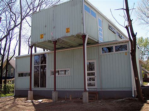 home design concepts kansas city how to convert five shipping containers into a cozy modern home homedsgn