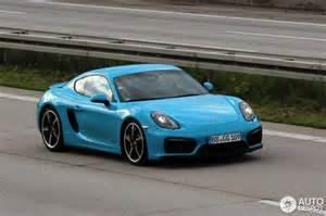 Baby Blue Porsche Zero 2 Turbo
