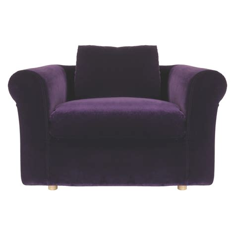 Louis Purple Velvet Compact Sofa Bed Buy Now At Habitat Uk Purple Sofa Bed