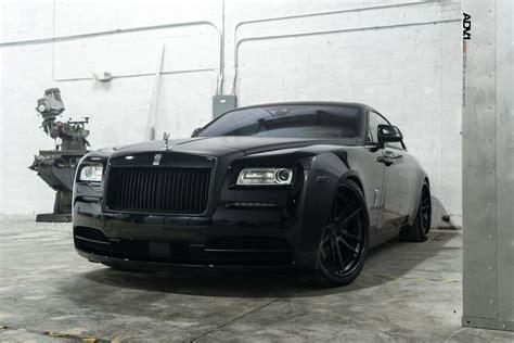 Rolls Royce Wraith   ADV5.2 Track Spec CS Wheels
