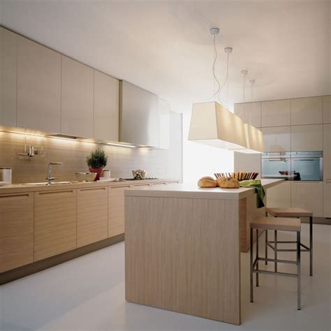 Minimal Kitchen Cabinets | varenna by poliform minimal kitchen cabinetry modern