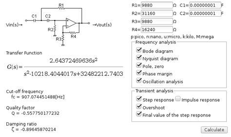 high pass filter ne demek why does my sallen key 2nd order high pass filter return a square wave beginner question
