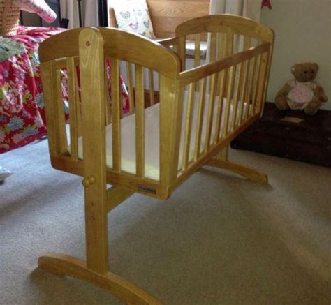Crib Mamas And Papas by Mamas And Papas Swinging Crib Ebay