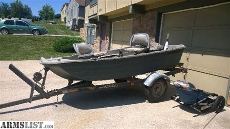 2 man bass boat armslist for sale trade 2 man bass boat