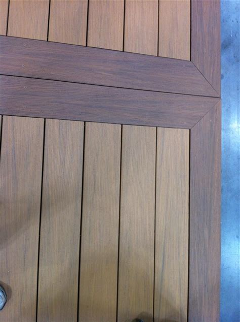 wood pattern deck difference between composite pvc and capstock decking