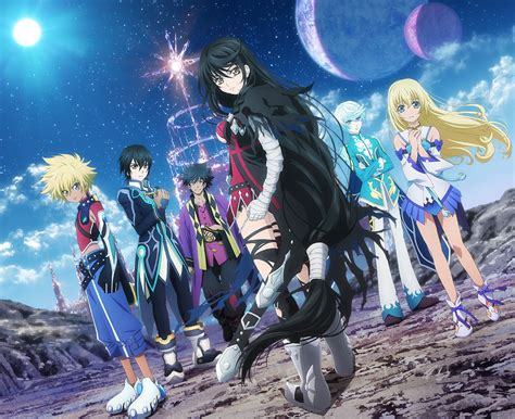 Tales Of The tales of asteria of reminiscence announced by bandai