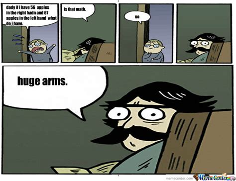 in the arms of an meme big arms by ali244 meme center