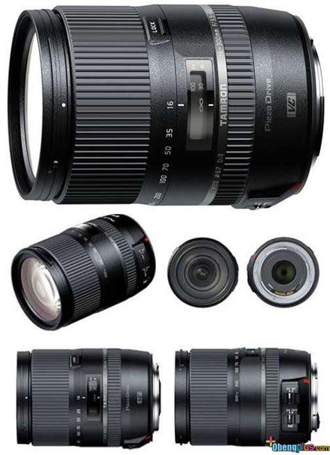 Lensa Tamron Sony lensa tamron 16 300mm f 3 5 6 3 di ii vc pzd macro