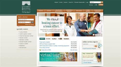 best hospital website 20 best hospital website designs for inspiration