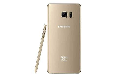 Samsung Galaxy Note Fan Edition galaxy note fan edition 7