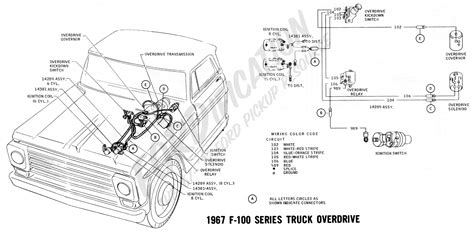 section h ford truck technical drawings and schematics section h
