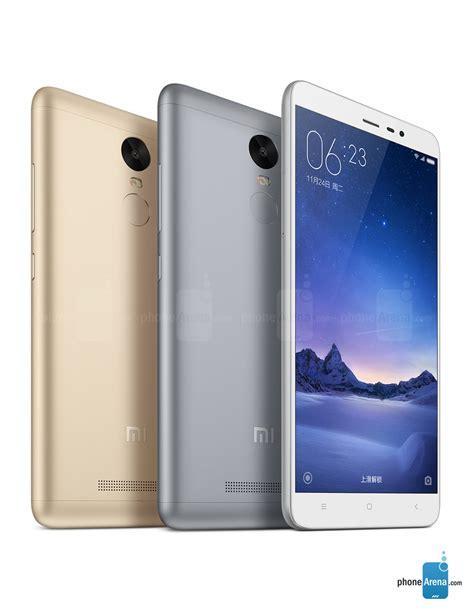 Hp Xiaomi Redmi 3 by Xiaomi Redmi Note 3 Specs