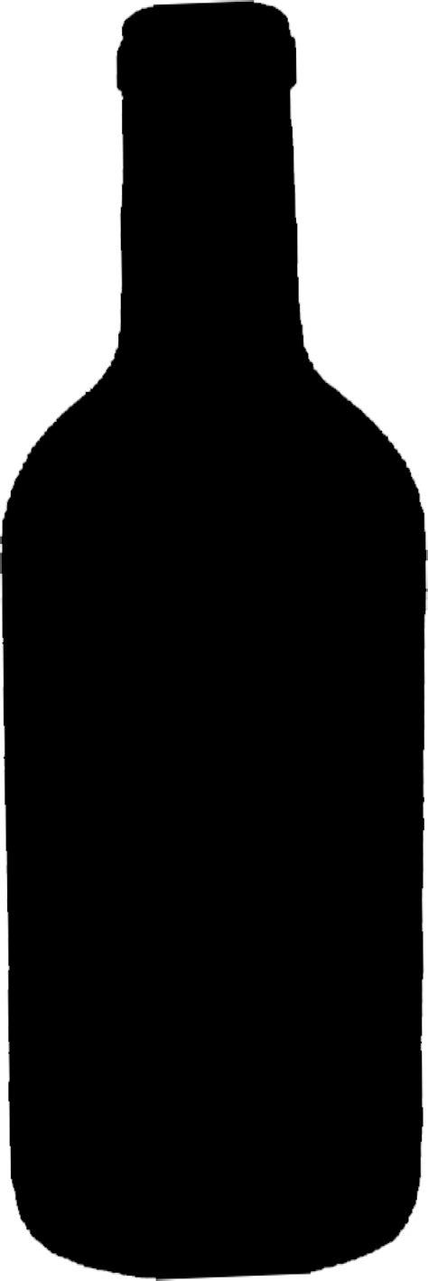 wine silhouette wine bottle silhouette clip art www pixshark com