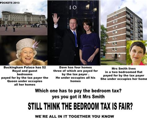 what is bedroom tax uk council tax is a scam
