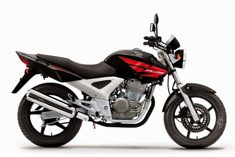 honda twister motor 2014 2015 september 2014