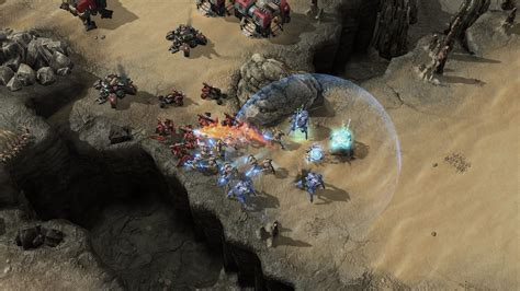 Terra Swarm starcraft 2 legacy of the void terran zerg and protoss