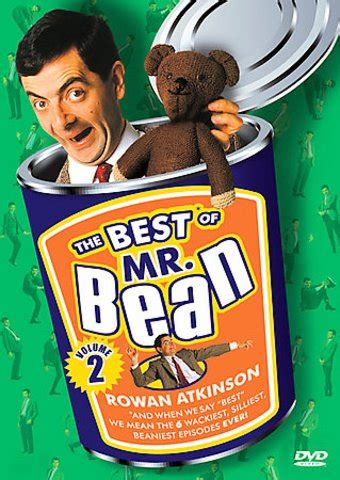 best of mr bean mr bean best of mr bean volume 2 dvd 2008