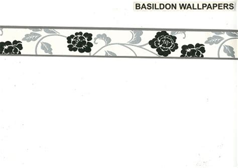 black and white wallpaper borders uk floral borders wallpapers and borders to buy online