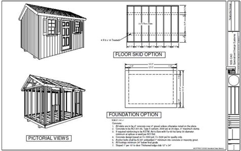 7 X 10 Shed Plans by Tsle This Is Shed Plans 14 X 20