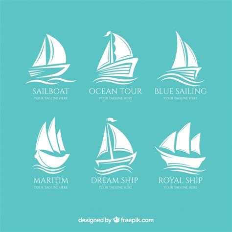 sailboat logo sailboat vectors photos and psd files free download