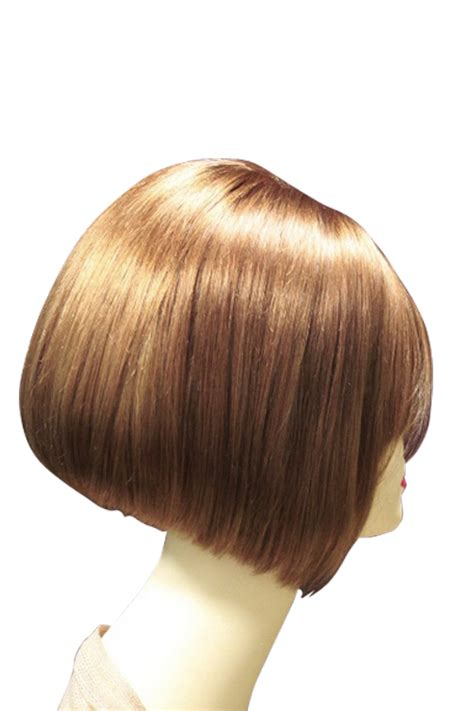 using extentions inverted bob short inverted bob with bangs strawberry blonde remy