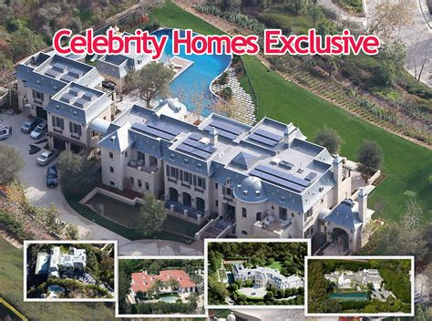 stars homes celebrity homes exclusive tour amazing la tours