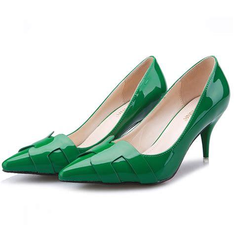 2016 new pumps fashion high heels shoes thin heel h