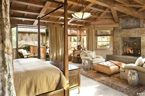 rustic master bedroom log master bedroom very warm and rustic if i were a