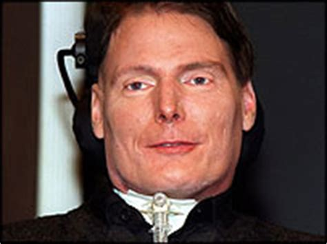 christopher reeve obituary bbc news entertainment obituary christopher reeve