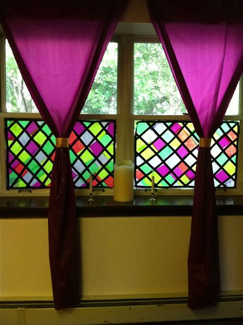 How To Make A Window Out Of Paper - 501 best images about vbs 2017 on donkeys