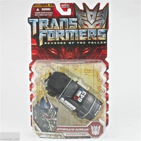 Transformers Hasbro Of The Fallen Deluxe Class Ravage transformers of the fallen interrogator barricade