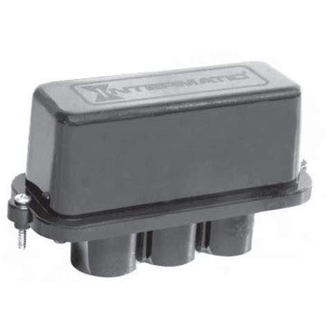 Outdoor Lighting Junction Box Intermatic Pjb2175 Pool Spa Junction Box Black