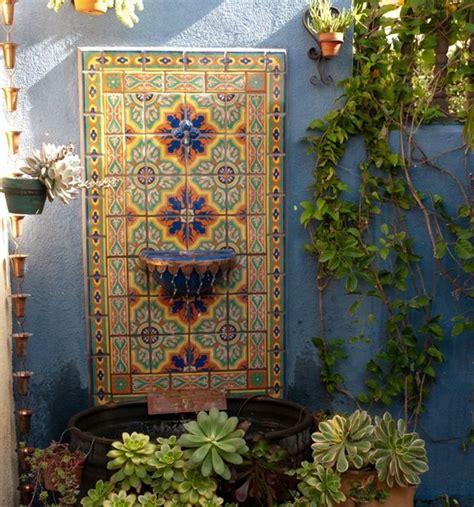 Mexican Garden Decor Yard D 233 Cor The Of A Mexican Water Mexico News
