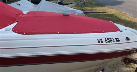 a boat bow cover protects you bow cushions from degradation - Boat Bow Cover