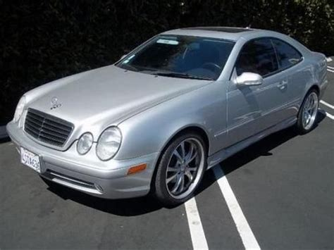 auto air conditioning repair 2001 mercedes benz clk class windshield wipe control find used 2001 mercedes benz clk430 base coupe 2 door 4 3l v 8 silver super clean in los