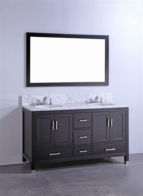 Bathroom Vanity Doors 60 Inch Sink Bathroom Vanity With Soft Closing