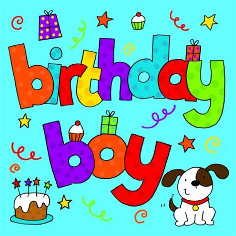 Happy Birthday Boy Wishes Kids Cards Kids Birthday Cards
