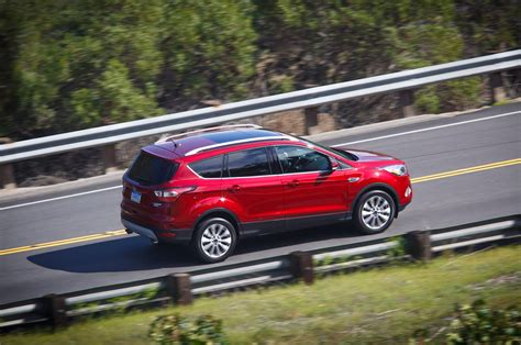 ford escape 2 5 review 2017 ford escape drive review motor trend