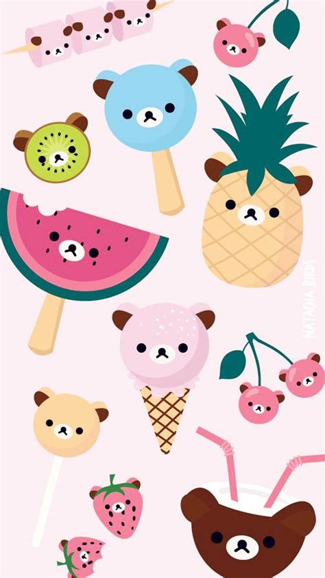 cute wallpaper rilakkuma rilakkuma bear collection ㅅ picfish