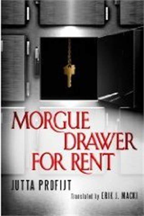 now is book review quot morgue drawer for rent quot by