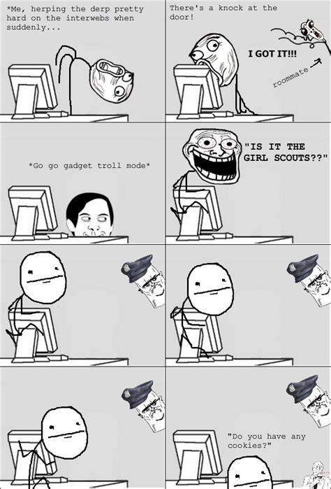 herpin  derp  meme comic  funny shit
