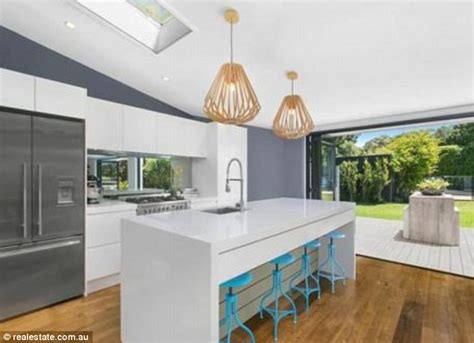 Outdoor Kitchen Island Plans andrew rochford and wife put stunning 1 6m home on market