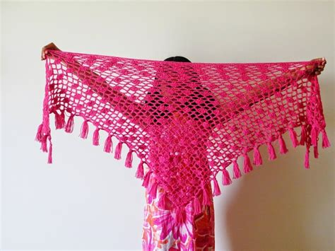 pattern for triangle shawl crochet dreamz tyra triangle shawl free crochet pattern