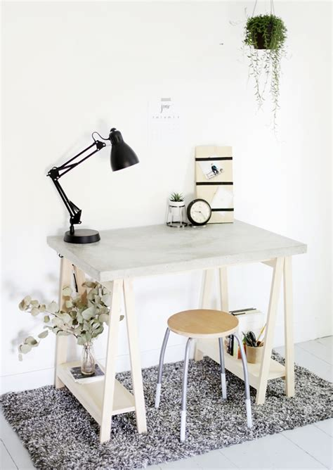 Diy L Desk Best 25 25 Stylish Diy Desks